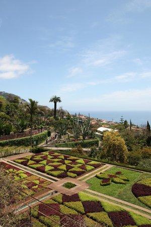 Madeira Botanical Garden : Botanischer Garten