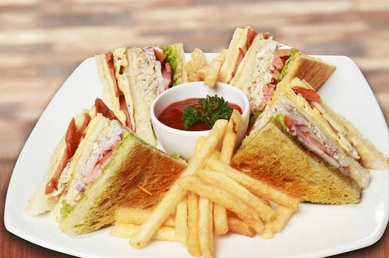 Sunshine: Club Sandwich