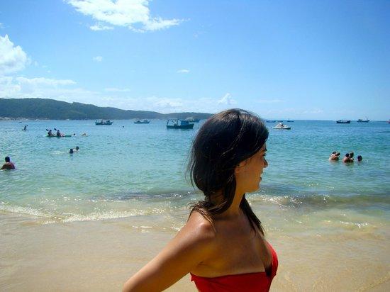 Bombinhas Beach: Playa Bombinhas