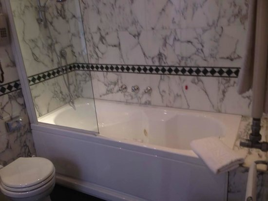 Palazzo Sant'Angelo sul Canal Grande : Spotless bathroom