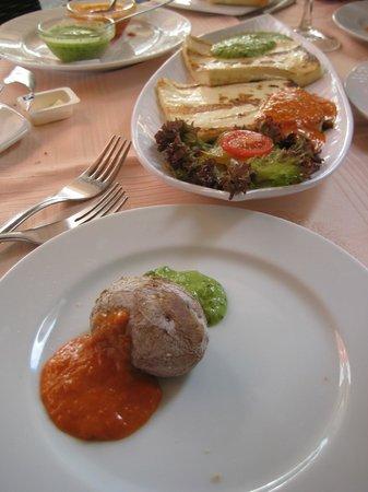 La Marea : Comida exquisita