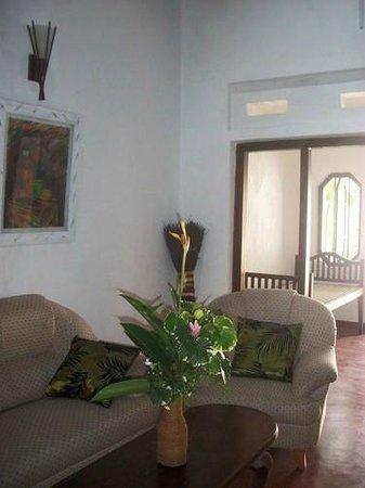 Bay Watch Villas: Lounge