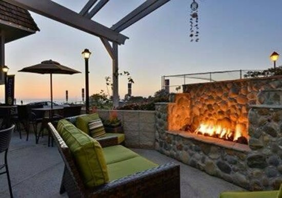 Best Western Premier Hotel Del Mar: We had an awesome get together here for the PGS