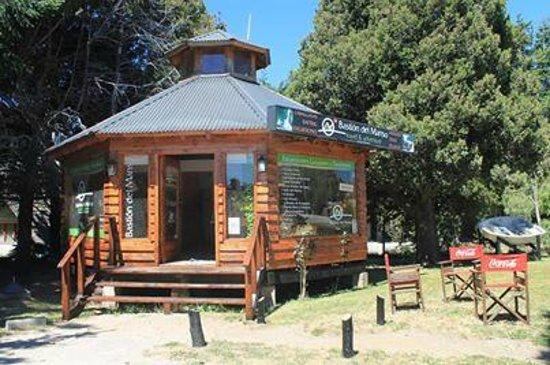 Bastion del Manso Travel & Adventure: la oficina que no parece oficina