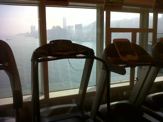 Harbour Grand Kowloon : GYM