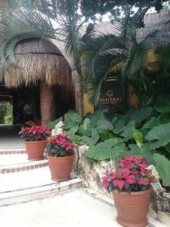 Mahekal Beach Resort: Check In