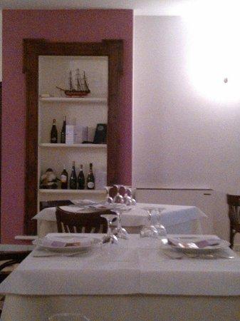 Ristorante Perotti : Tavolo