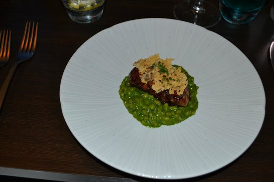 Paul Ainsworth at No. 6: Veal Sweetbreads (Pearl Barley Risotto)