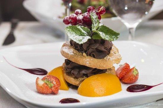 Cemodans: Chocolate mousse!