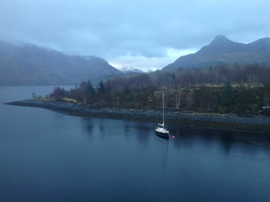 Isles of Glencoe Hotel & Leisure Centre: View from room