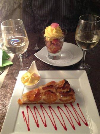 La Taille de Guêpe : flowery desserts