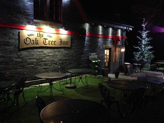 We loved the Oak Tree Inn!