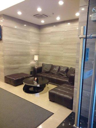 Guangzhou Bauhinia Hotel : No smoking lobby