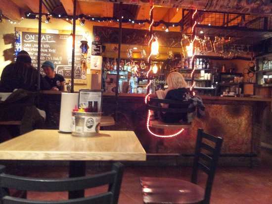 Ouray Brewery : The Bar