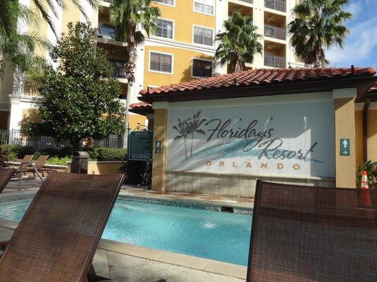 Floridays Resort Orlando: Amazing pool