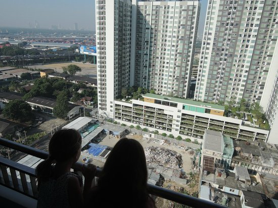 Jasmine Grande Residence: room with a view