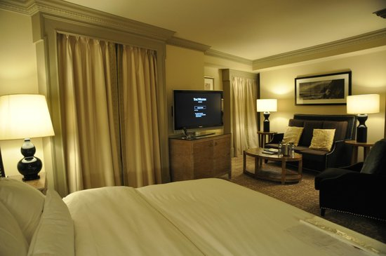 The Westin Dublin: the room