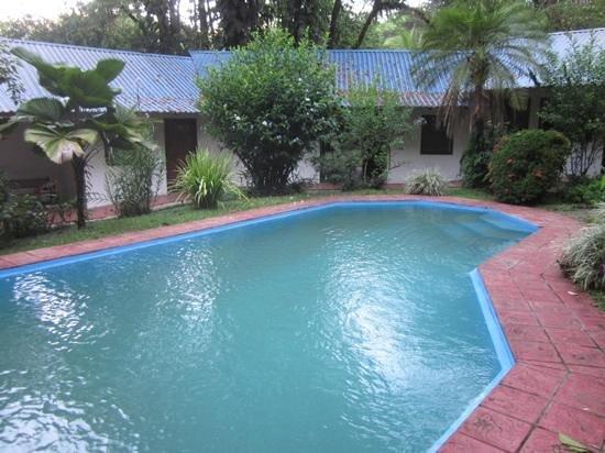 Golfo Dulce Lodge: Golfo Dulce's freshwater pool
