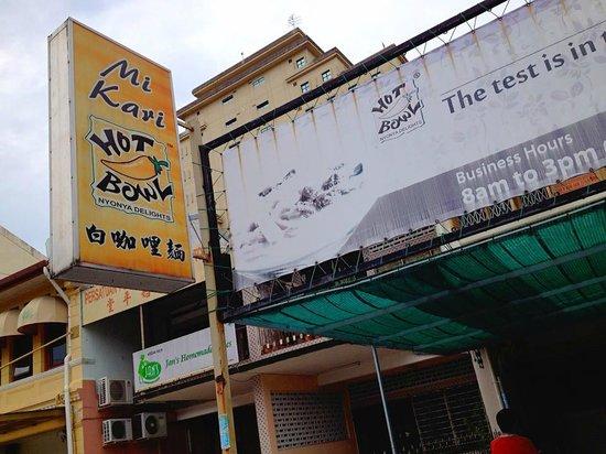 Sunway Hotel Georgetown Penang: Hot bowl nyonya delights nearby