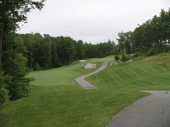 The Ledges Golf Club : Hole #3
