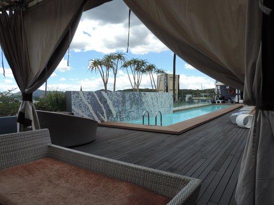 Hilton Windhoek : pool