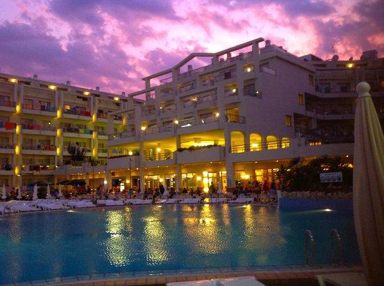 Aqua Hotel Aquamarina & Spa : Вид из комнат Premium Room