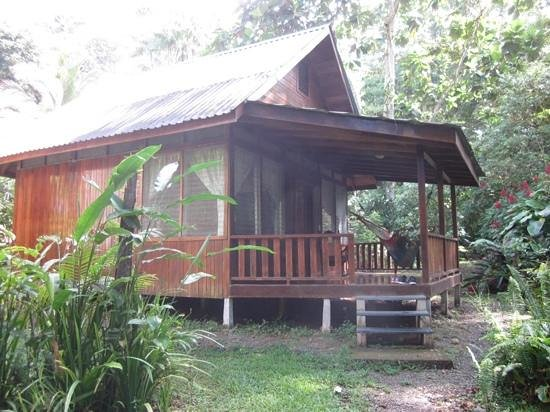 Our Golfo Dulce Lodge Bungalow Home