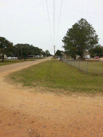Sageville RV Park: View of front street