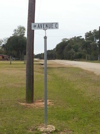 Sageville RV Park: Avenue C