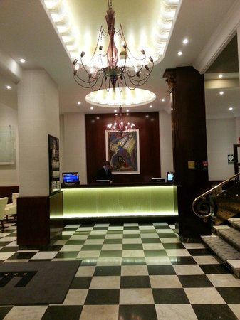 Elite Hotel Savoy: 9