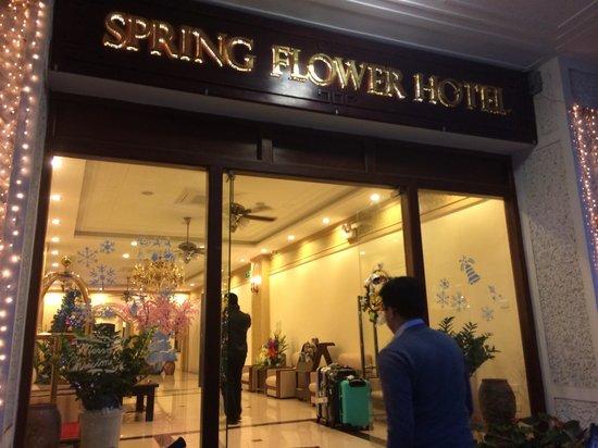 Spring flower hotel picture of spring flower hotel hanoi hanoi spring flower hotel hanoi spring flower hotel mightylinksfo
