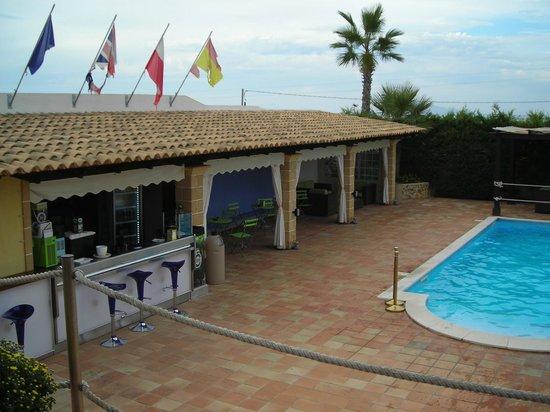Villa Carlo Resort : vista