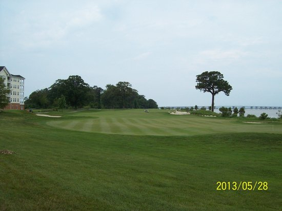 Hyatt Regency Chesapeake Bay Golf Resort, Spa & Marina : Golf course