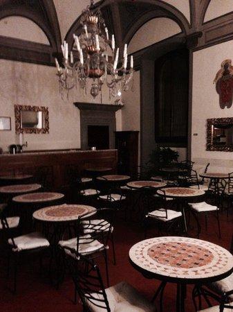 Martelli Hotel: Sala