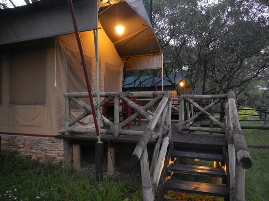 Fairmont Mara Safari Club: TENDA NUM.40