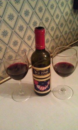 Rossini Ristorante : Домашнее вино))