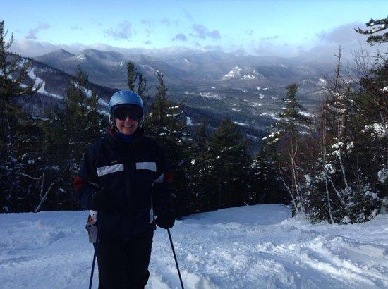 Attitash Mountain Resort: Beautiful ski day in the White Mountains