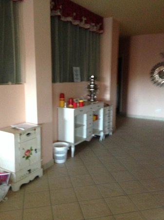 Hotel Borgo dei Poeti Wellness Resort: spa tisaneria