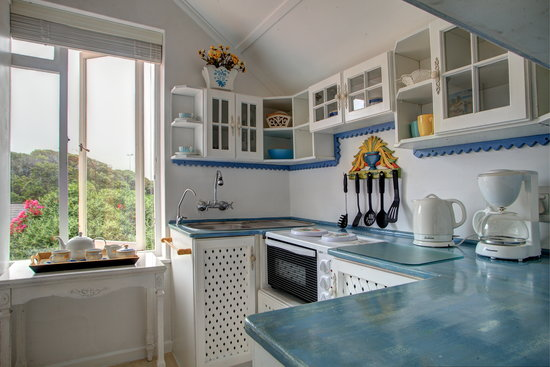 Haus am Strand - On the Beach: Honeymoon Suite Kitchen