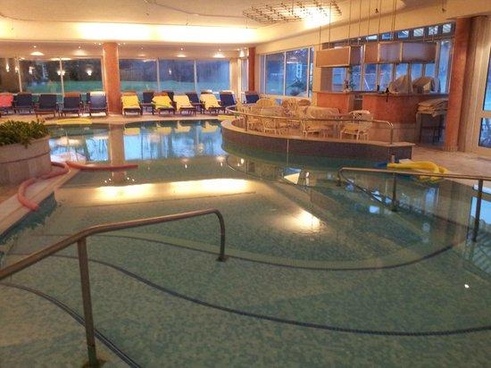 Radisson Blu Resort, Terme di Galzignano – Hotel Sporting : a