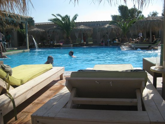 Jo Jo's Beach Bar : piscina
