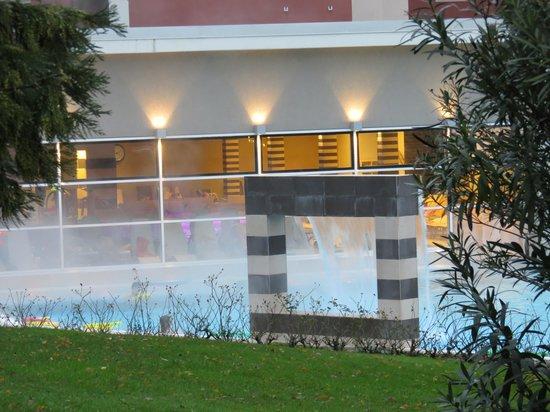 Hotel Mioni Pezzato : Anno Nuovo  alle Terme !! piscina esterna