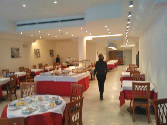 Hotel Lugano Torretta: Sala Colazione