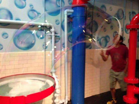 WonderWorks : Burbujas gigantes
