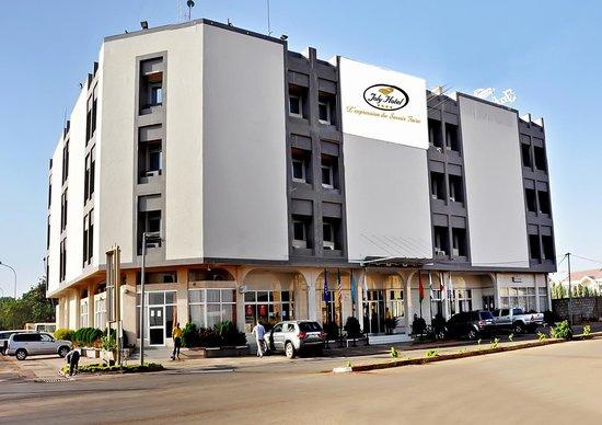 Joly Hotel : Siège
