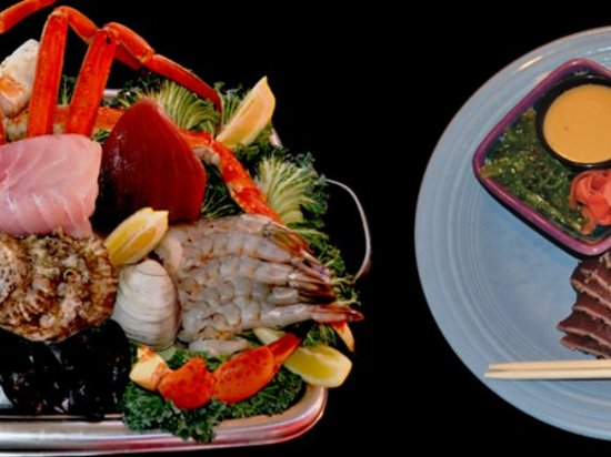 Red's Fresh Seafood House & Tavern: Platters