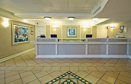 Motel 6 Dallas - Garland - Northwest Hwy: Lobby