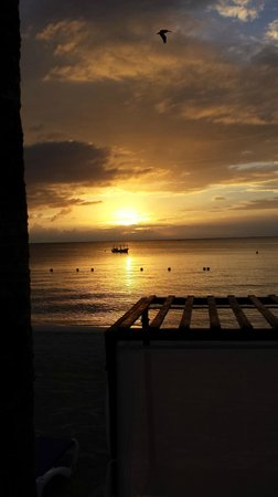 Azul Beach Resort Sensatori Jamaica by Karisma: Coucher de soleil
