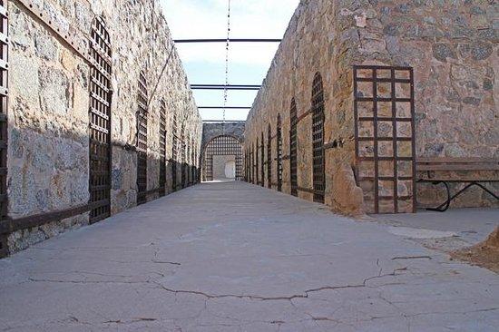 Yuma Territorial Prison State Historic Park: Yuma Territorial Prison