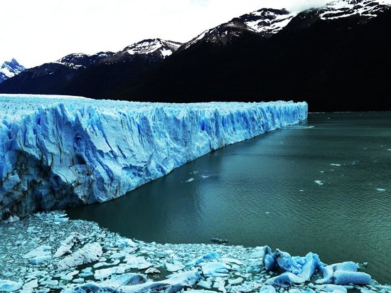 Miyazato Inn: Perito Moreno